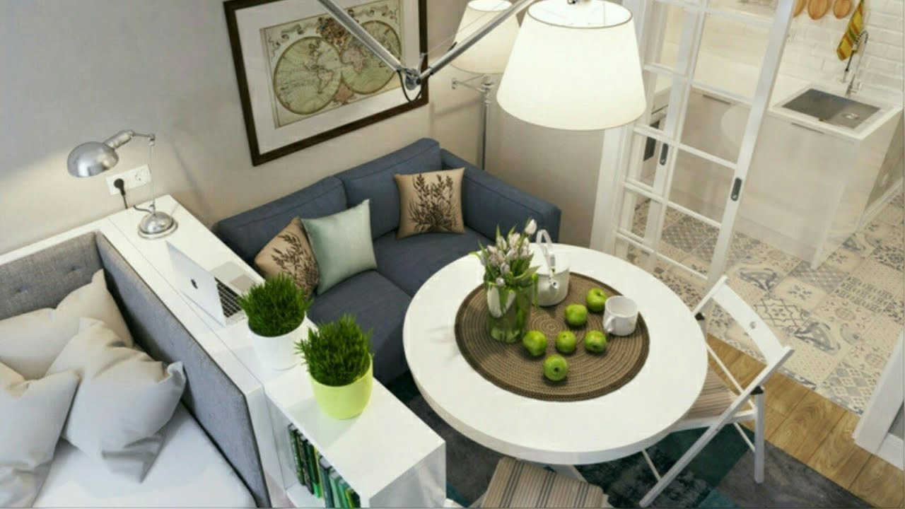 Ideas Faciles De Decoracion Para Casas Pequenas Youtube