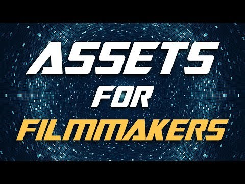 New Assets For Filmmakers