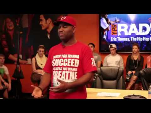 Hip Hop Preacher Eric Thomas Prepares You to Succeed in Sales Business with Verve Energy Drink