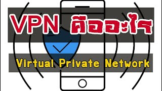 VPN คืออะไร หลักการทำงานของ Virtual Private Network