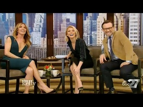 Live with Kelly (March 10, 2017) Felicity Huffman, Rupert Friend, Science Bob & Christian Slater hd