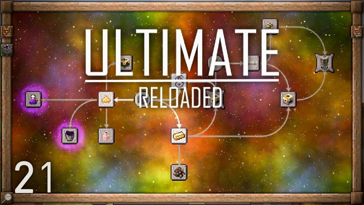 FTB Ultimate Reloaded Modpack Ep  21 How To Start Thaumcraft
