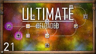 FTB Ultimate Reloaded Modpack Ep. 21 How To Start Thaumcraft