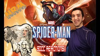 Spider-Man PS4 SDCC Story Trailer and Velocity Suit Reveal - Reactions!!!