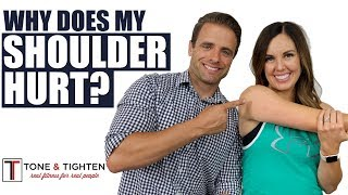 WHY DOES MY SHOULDER HURT?   12 Home tests to evaluate shoulder pain