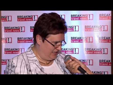 Elena Belashova, general manager, Crowne Plaza Moscow World Trade Centre
