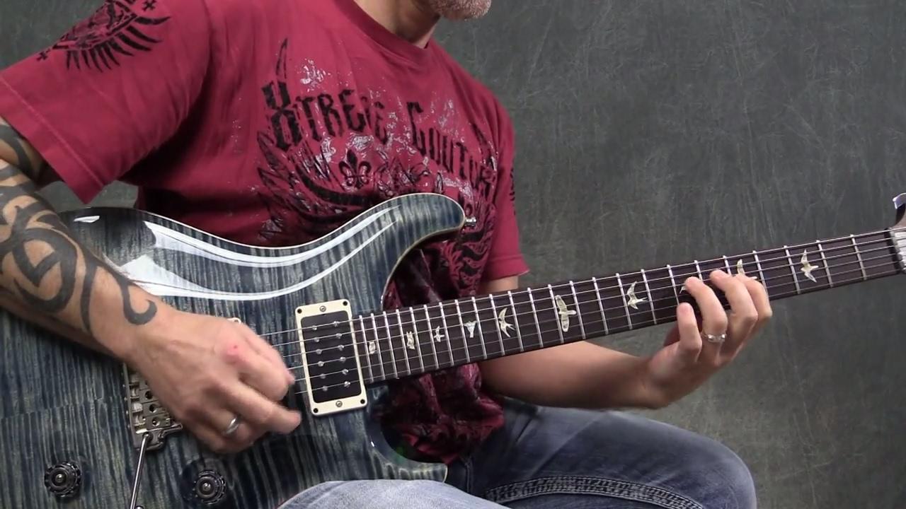 Download Steve Stine Guitar Lesson - One Simple Trick to Killer Pentatonic Solos