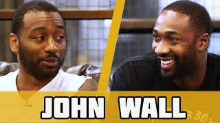 Washington Wizards Point Guard, John Wall, Is READY For Next Season | No Chill with Gilbert Arenas