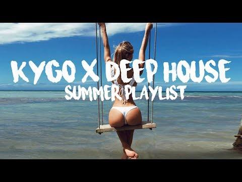 The Chainsmokers, Kygo & Martin Garrix - Deep House Summer Mix 2017