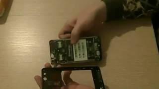 видео Дисплеи  для телефонов Prestigio