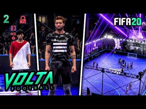 FIFA 20 VOLTA Story Mode Episode #2 - JAPAN ROOFTOP! (Volta Full Movie)