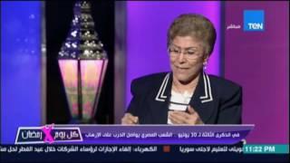 فريدة الشوباشي : الاخوان حاولوا يلعبوا علي التفرقة بين المصريين علي اساس الدين
