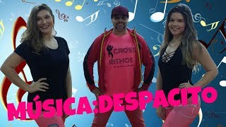 DESPACITO FEAT.DADDY YANKEE-LUIS FONSI| Aprender a Dançar | CROSS RITMOS