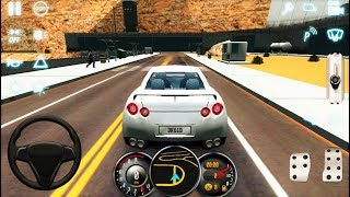 Driving school 2017 Nissan GTR-Best Android Gameplay HD