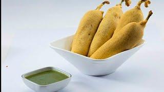 ऐसे बनाए जोधपुरी मिर्ची बड़ा / वड़ा! How to make Mirchi Vada in Jodhpuri style at home. Full Recipe
