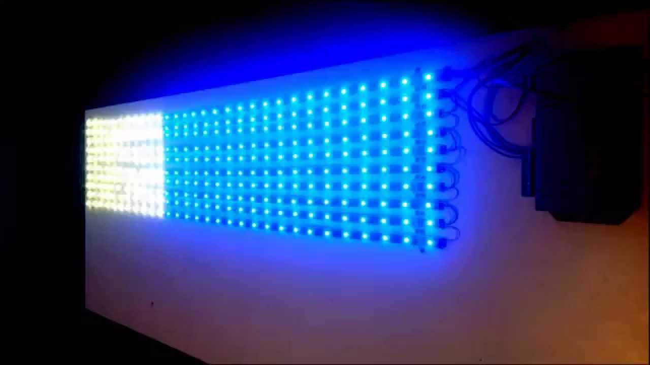Ws2812b Addressable Rgb Led Strip With T1000s Controller