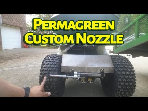 Permagreen - Installing a Custom Trim Nozzle
