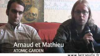 Atomic Garden : du rock indé made in auvergne qui s