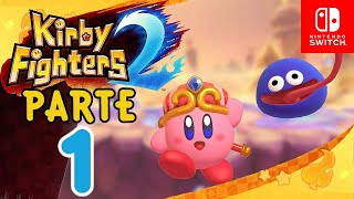 Vídeo Kirby Fighters 2
