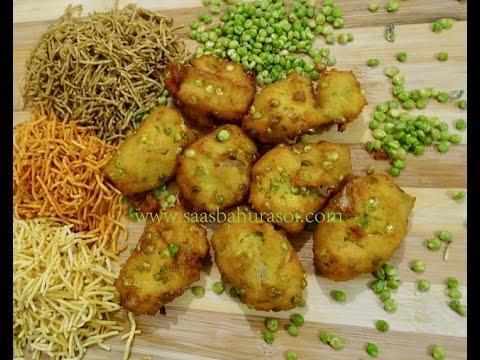 Ponk Vada | Tender Jowar Millet Fritters | Winter Special Surti Delight | SaasBahuRasoi