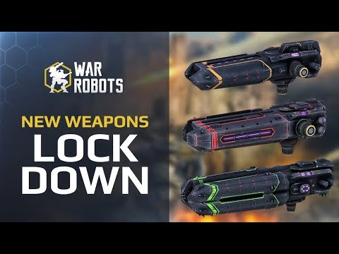 Halo, Corona, Glory trailer. Lock down, rip and tear! — War Robots