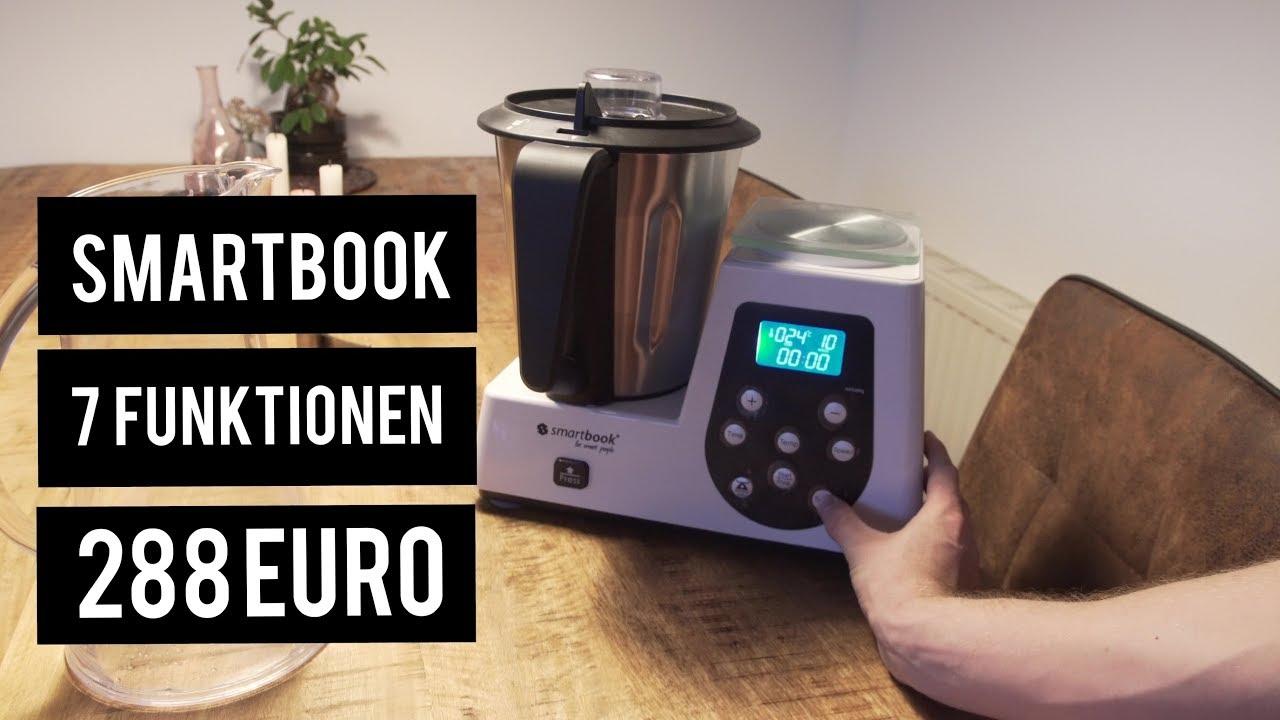 Smartbook Multi Kochmixer Sl 776 Gunstige Kuchenmaschine Mit