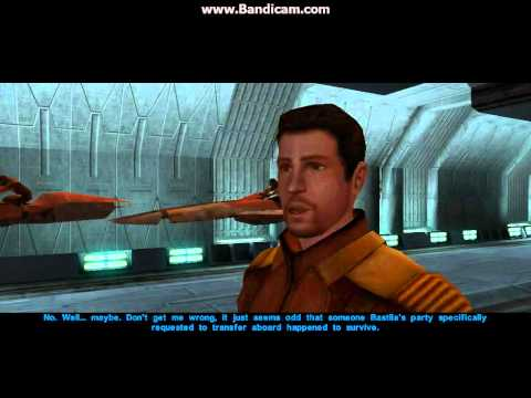 Knights of the Old Republic - Chat with Carth 2