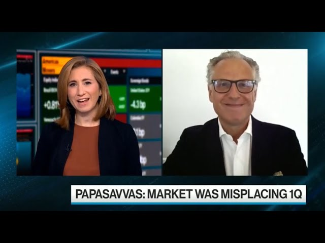 06 August 2021; Thanos Papasavvas on Bloomberg discussing higher bond yields