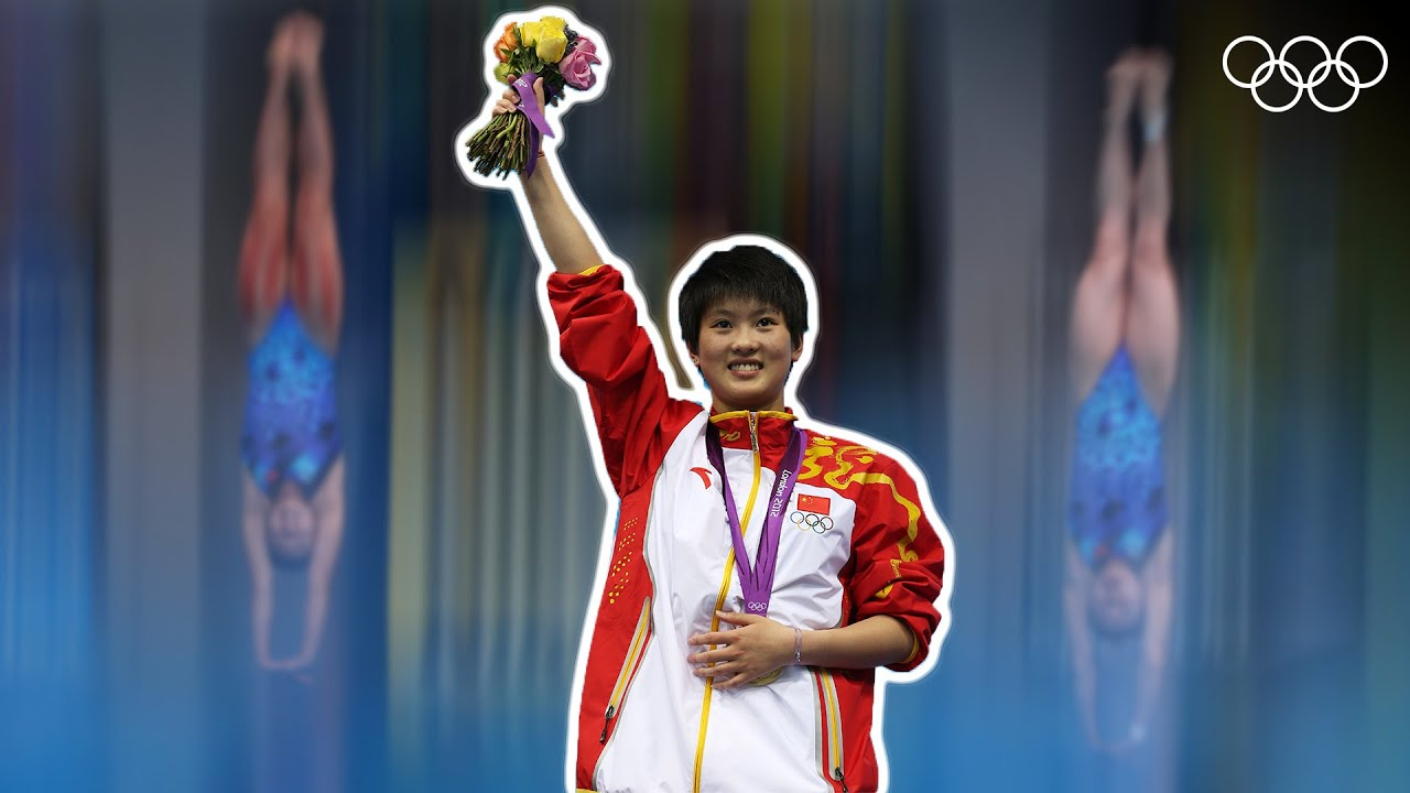 10 MOST Medalled Female Divers EVER!