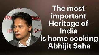 The most important heritage of India is