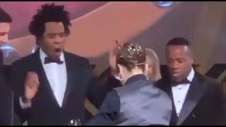 Jay Z Reacts To Yo Gotti Losing $500K BlackJack Bet At Shawn Carter Foundation Gala