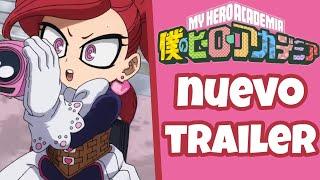 Nuevo Trailer del Próximo Arco de Boku No Hero Academia Cuarta Temporada