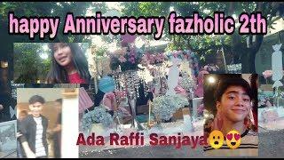 happy anniversary 2th fazholic💕 intaniauull
