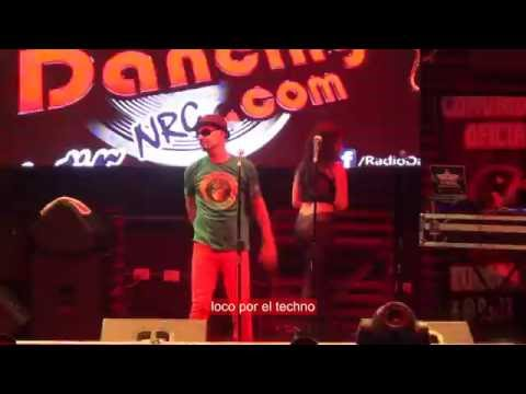 Machito Ponce - Lick It - En Perú 2016