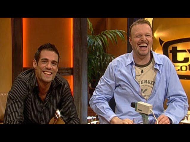 Carsten Spengemann im Hochsicherheitstrakt - TV total
