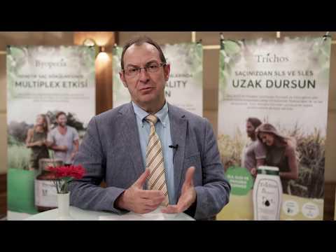 Prof. Dr. Server Serdaroğlu - Androgenetik Alopesi bir hastalık mıdır?