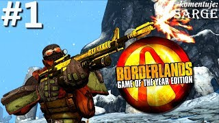 Borderlands: Game of the Year Edition (PS4 Pro gameplay 1/3) - Remaster kooperacyjnego FPS-a