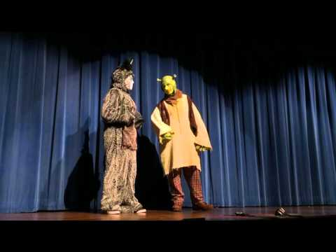 Shrek 2015 Siegel Middle School