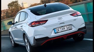 2019 Hyundai i30 Fastback N Line - Design, Interior and Drive