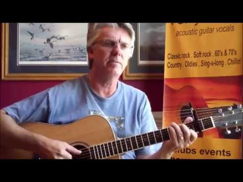 City Of New Orleans Steve Goodmanarlo Guthrie Guitar Lesson Youtube