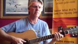 City of New Orleans - Steve Goodman/Arlo Guthrie guitar lesson