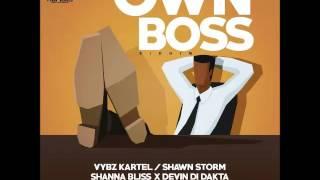Shana Bliss & Devin Di Dakta - I Know (Own A Boss Riddim) August 2016