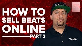 """BeatStars """"How To Sell Beats Online"""" Seminar (Part 2)"""
