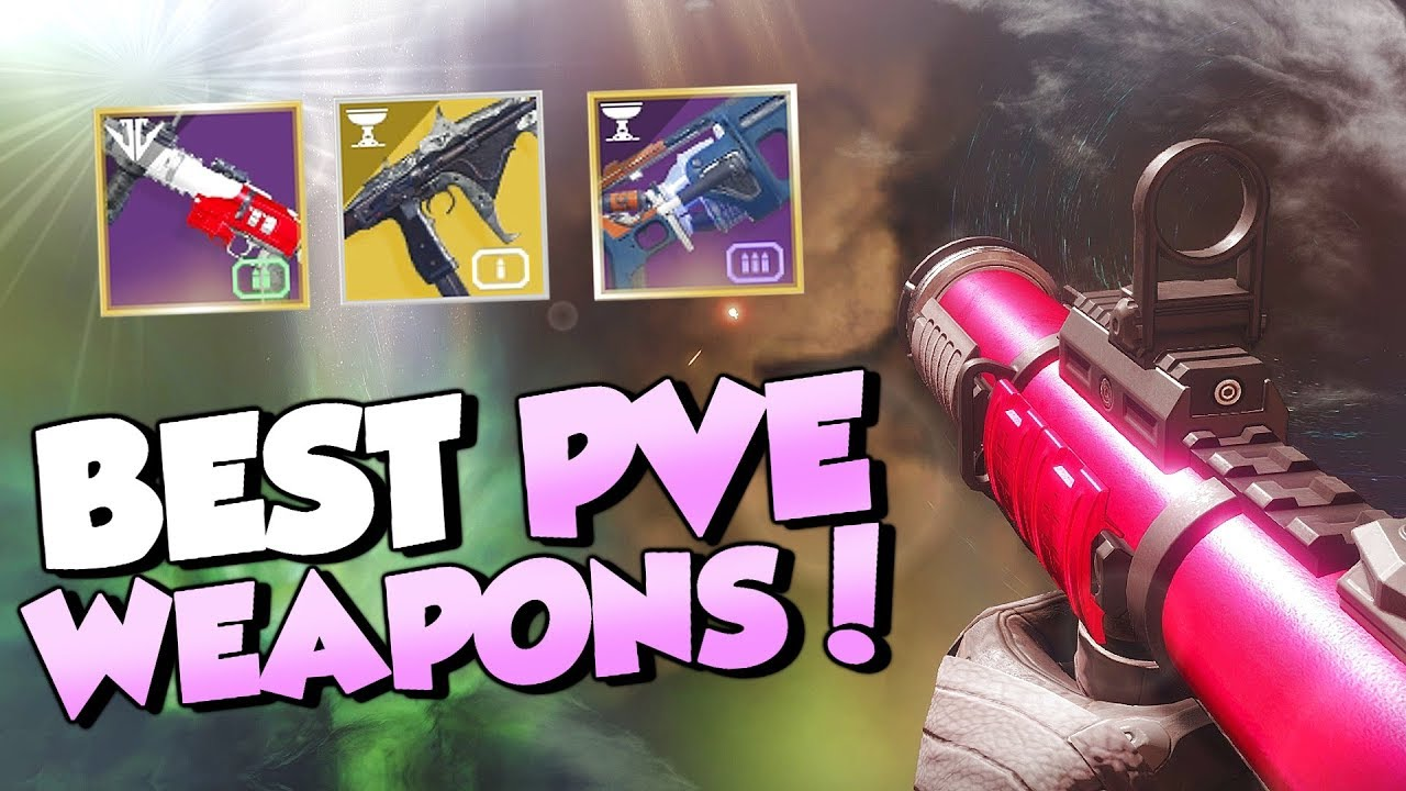 The BEST PvE Loadout in Destiny 2!? Episode 2