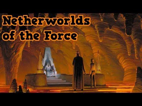 Was passiert mit JEDI oder SITH nach dem TOD? - Netherworlds of the Force [Deutsch]