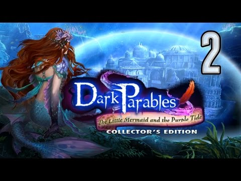 Dark Parables 8: Little Mermaid and the Purple Tide [02] w/YourGibs - PINOCCHIO CLUE IN ROYAL TOMB
