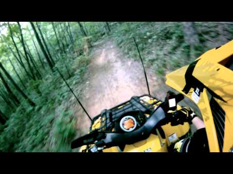 Mud, Rocks and Trail ridin..MP4
