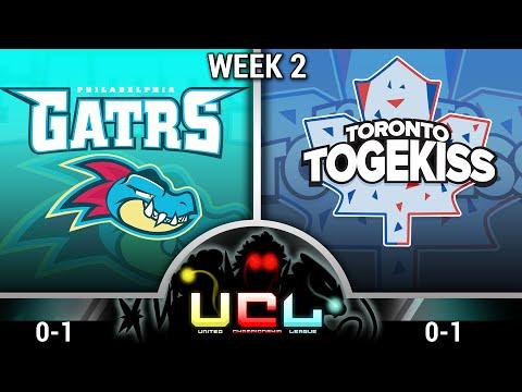 Pokemon ORAS Live Wi-fi Battle: Philadelphia Feraligatrs vs Toronto Togekiss (@UCLOfficial - Week 2)