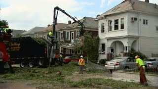 Extreme Weather: Tornado Recorded in Boston Suburb Makes History