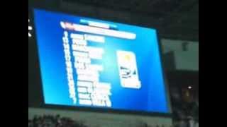 FIFAクラブワールドカップ2011 サントス×FCバルセロナ戦 選手紹介
